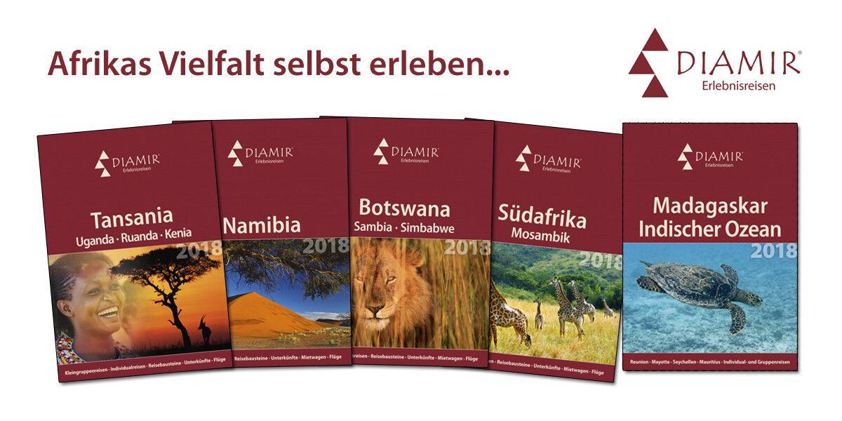 Kataloge für das südliche Afrika