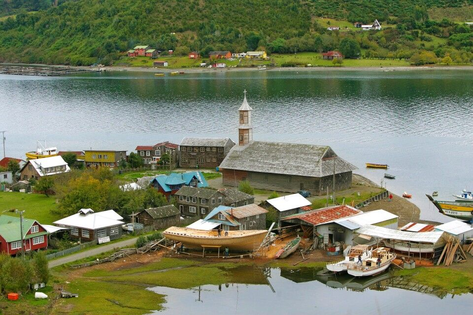 Insel Chiloe