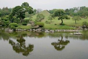 japnischer Garten in Kumamoto