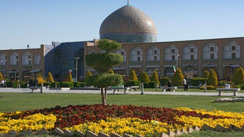 Imamplatz Isfahan © Diamir