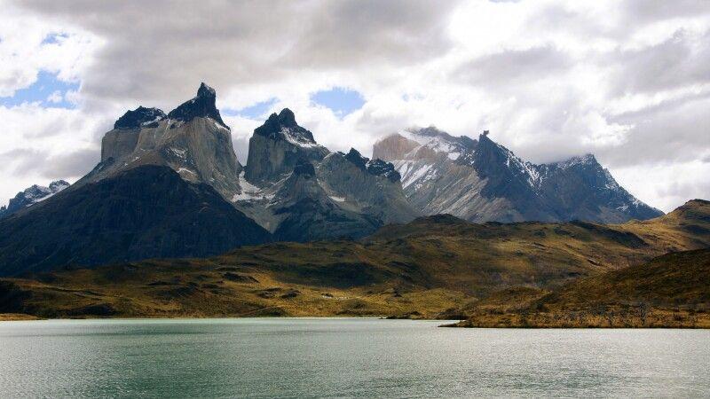 Massiv des Torres del Paine © Diamir