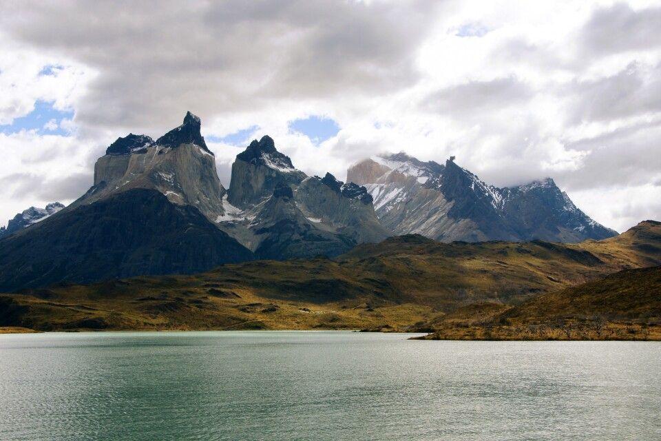 Massiv des Torres del Paine