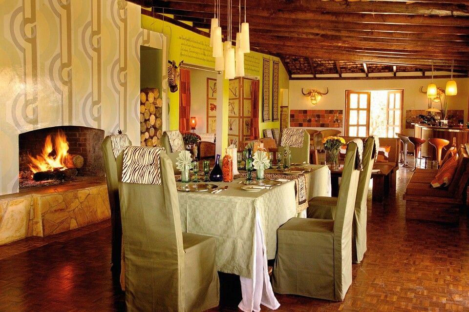 Hatari Abendessen Restaurant