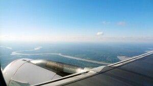 Flug über Tambopata NP