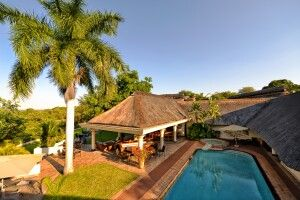 Ilala Lodge, Pool