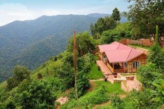 Die Nkuringo Bwindi Gorilla Lodge