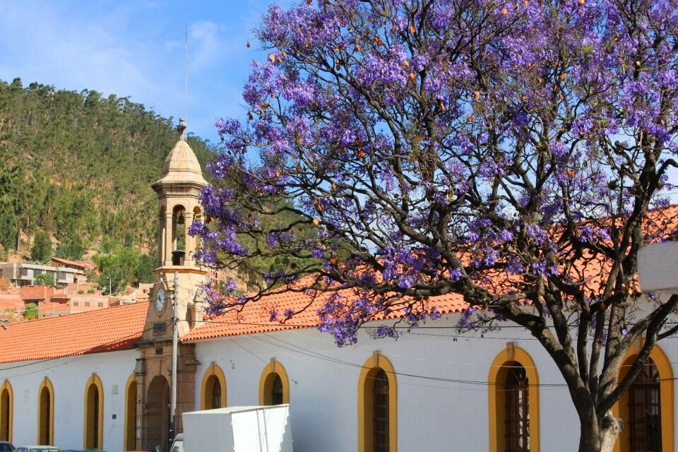 Koloniale Stadt Sucre