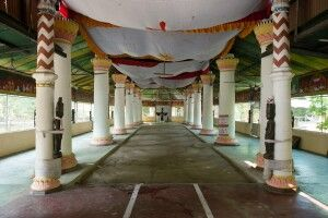 Shivadol-Tempel in Assam