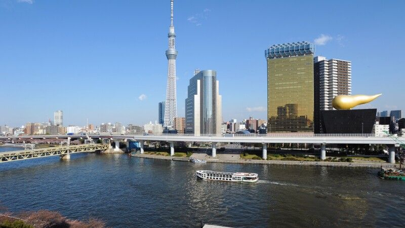Skytree in Tokio © Diamir