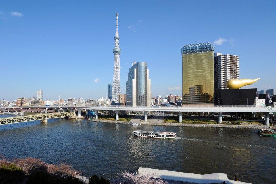 Skytree in Tokio