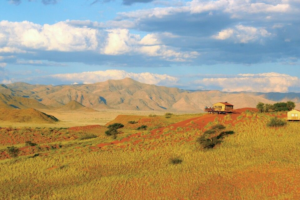 Umland der Namib Dune Star Camp