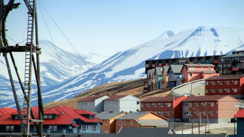 Longyearbyen im Detail © Diamir