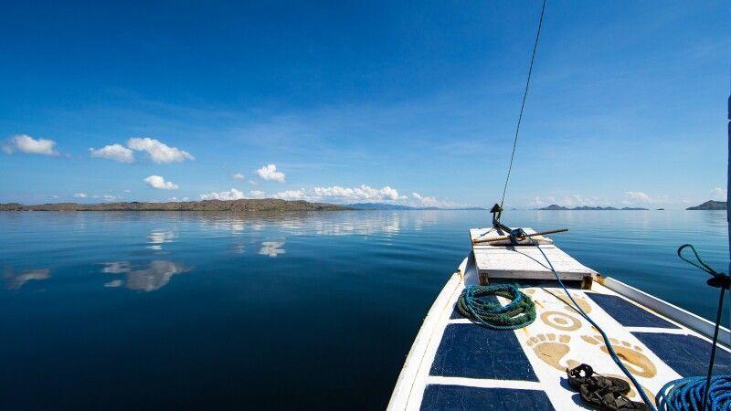 Auf dem Boot im Komodo NP © Diamir