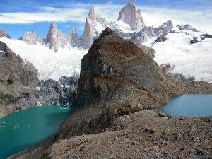 Patagonien Fitz Roy
