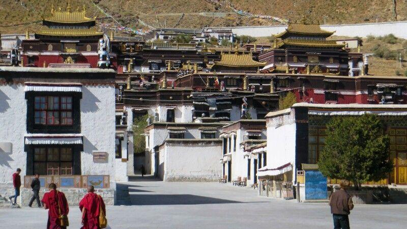 Kloster Tashilhunpo © Diamir