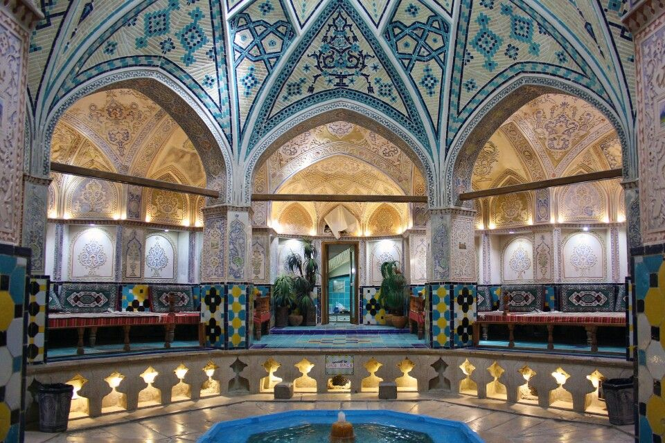 Hamam in Shiraz
