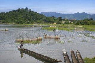 der Lak-See – einer der schönsten und größten Frischwasserseen Vietnams