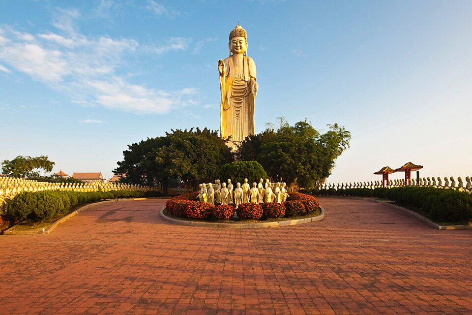 Foguagshan Kloster