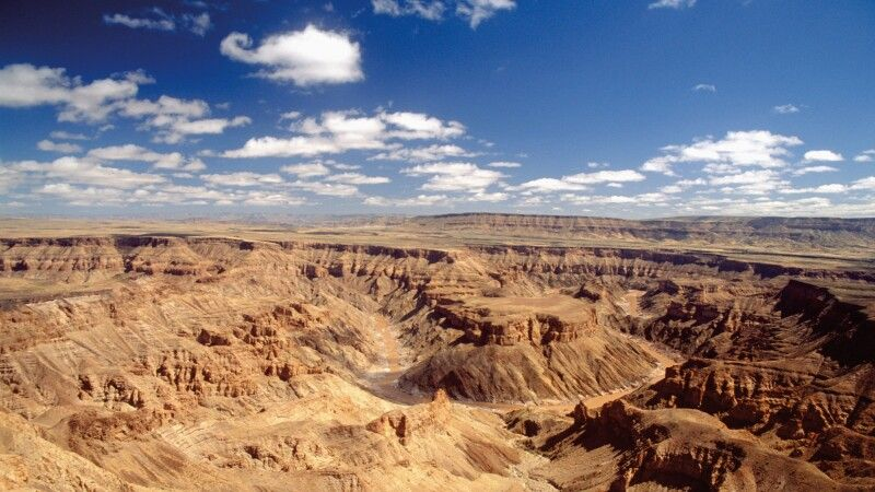 Am Fish River Canyon © Diamir