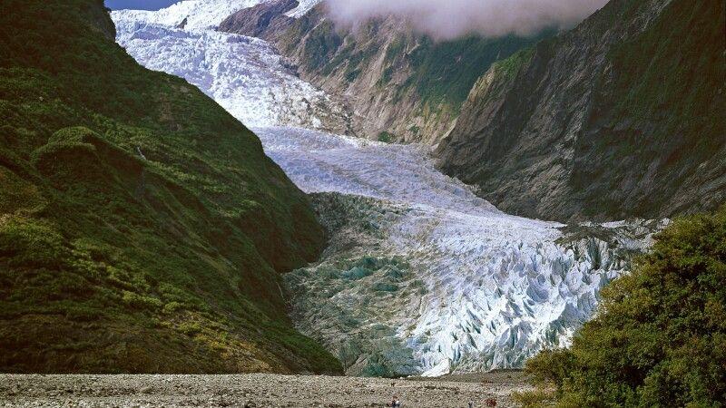 Franz Josef Gletscher © Diamir