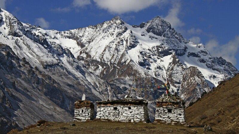 Jomolhari-Trekking © Diamir