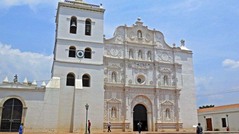 Kirche in Comayagua in Honduras © Diamir