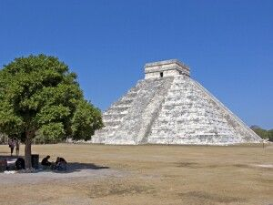 Archäologische Zone Chichen Itza