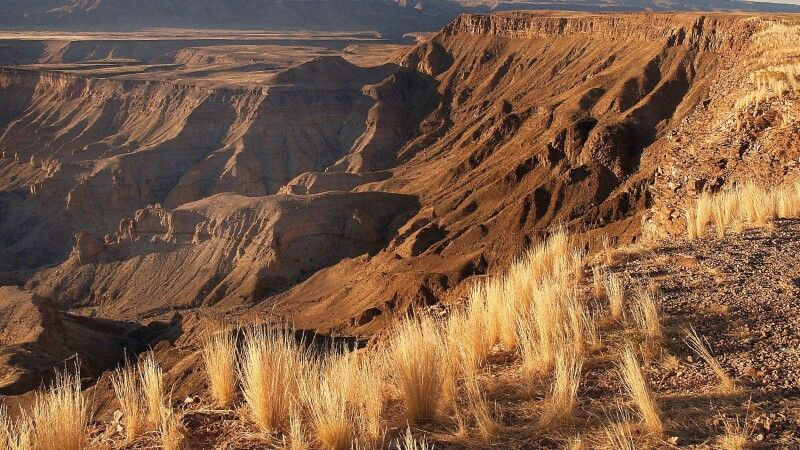 Namibia, Fish River Canyon © Diamir