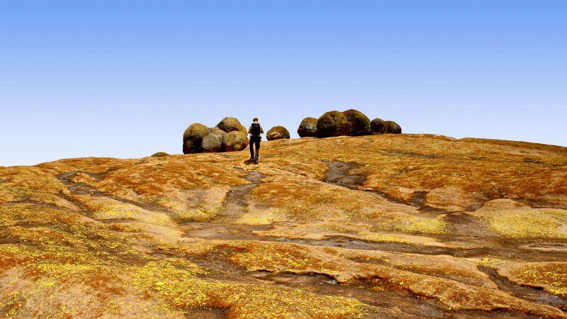 Matobo Hills, Simbabwe © Diamir