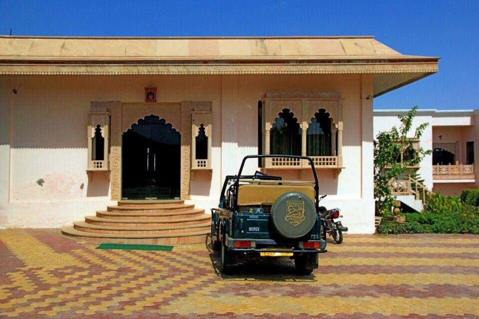 Om Rudra Priya Resort-Ranthambore-Nationalpark