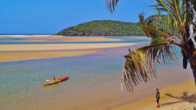 Kosi Bay Naturschutzgebiet © Diamir