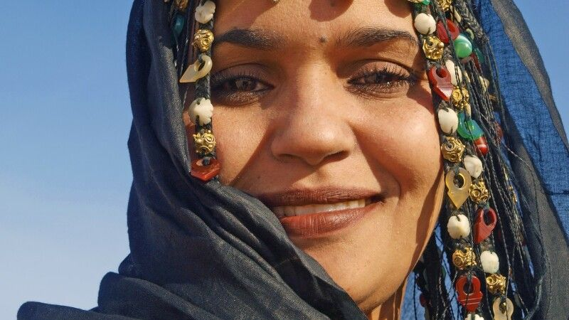 Tuareg-Frau © Diamir