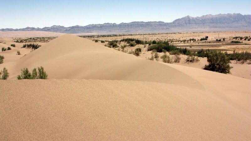 Wüste Kavir © Diamir