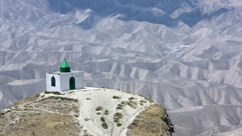 Khaled Nabi Turkmensahra © Diamir