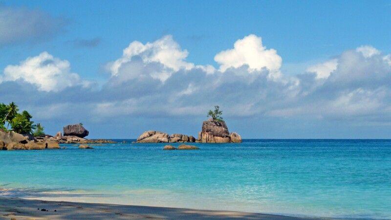 Die verschiedene Strände von der Insel Mahe © Diamir