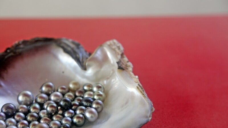 Schwarze Perlen © Diamir