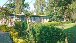 Bantu Lodge am  Mount Kenya