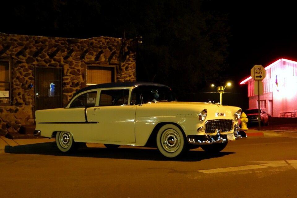 Ein typischer Route 66 Oldtimer