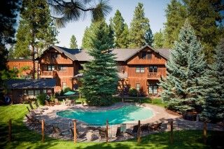 Five Pine Lodge in Sisters, Oregon