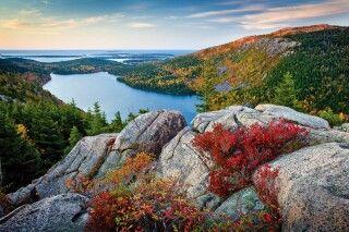 Jordan Pond, Acadia NP, Maine