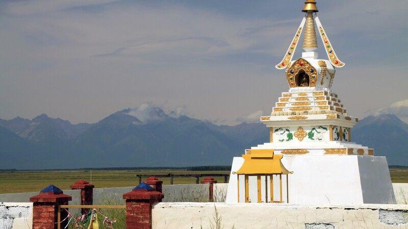 Alte Stupa © Diamir