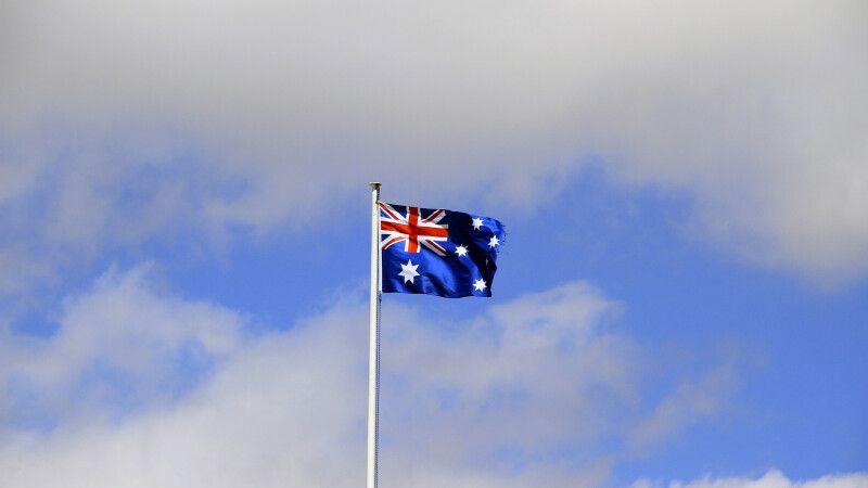 Flagge Australien © Diamir