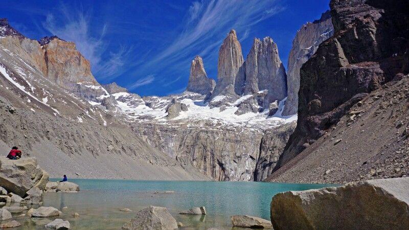 Die Granittürme im Nationalpark Torres del Paine © Diamir