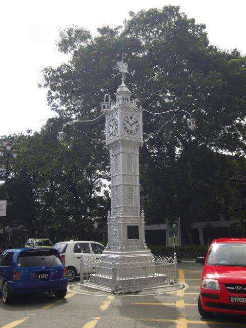 Clock Tower Mahe