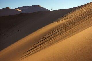 höchste Dünen der Welte im Sossusvlei
