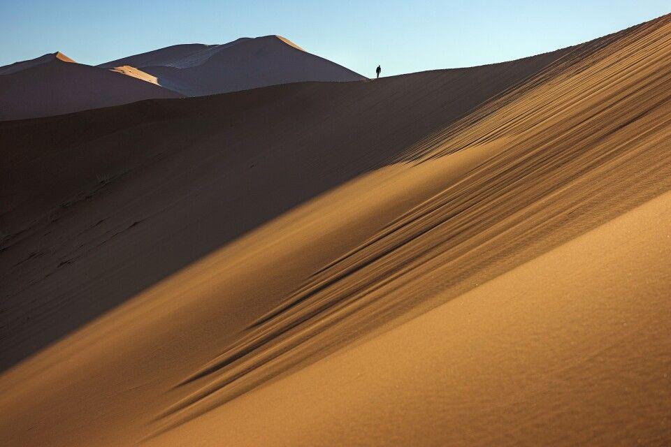 höchste Dünen der Welt im Sossusvlei