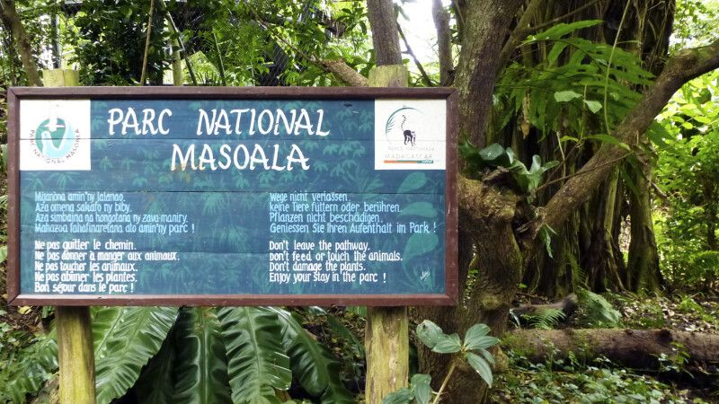 Masoala Nationalpark © Diamir