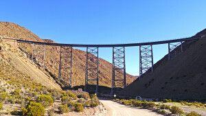 Viadukt La Polvorilla