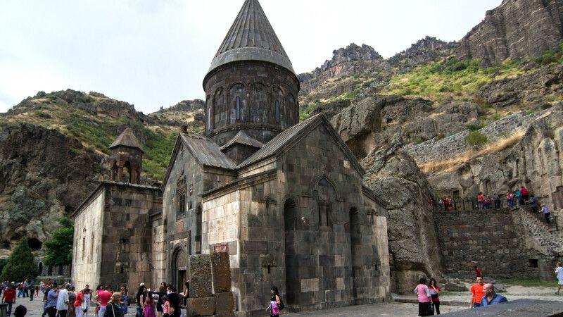 Kloster Geghard © Diamir