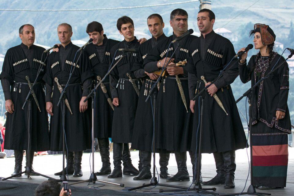 Georgischer Chor